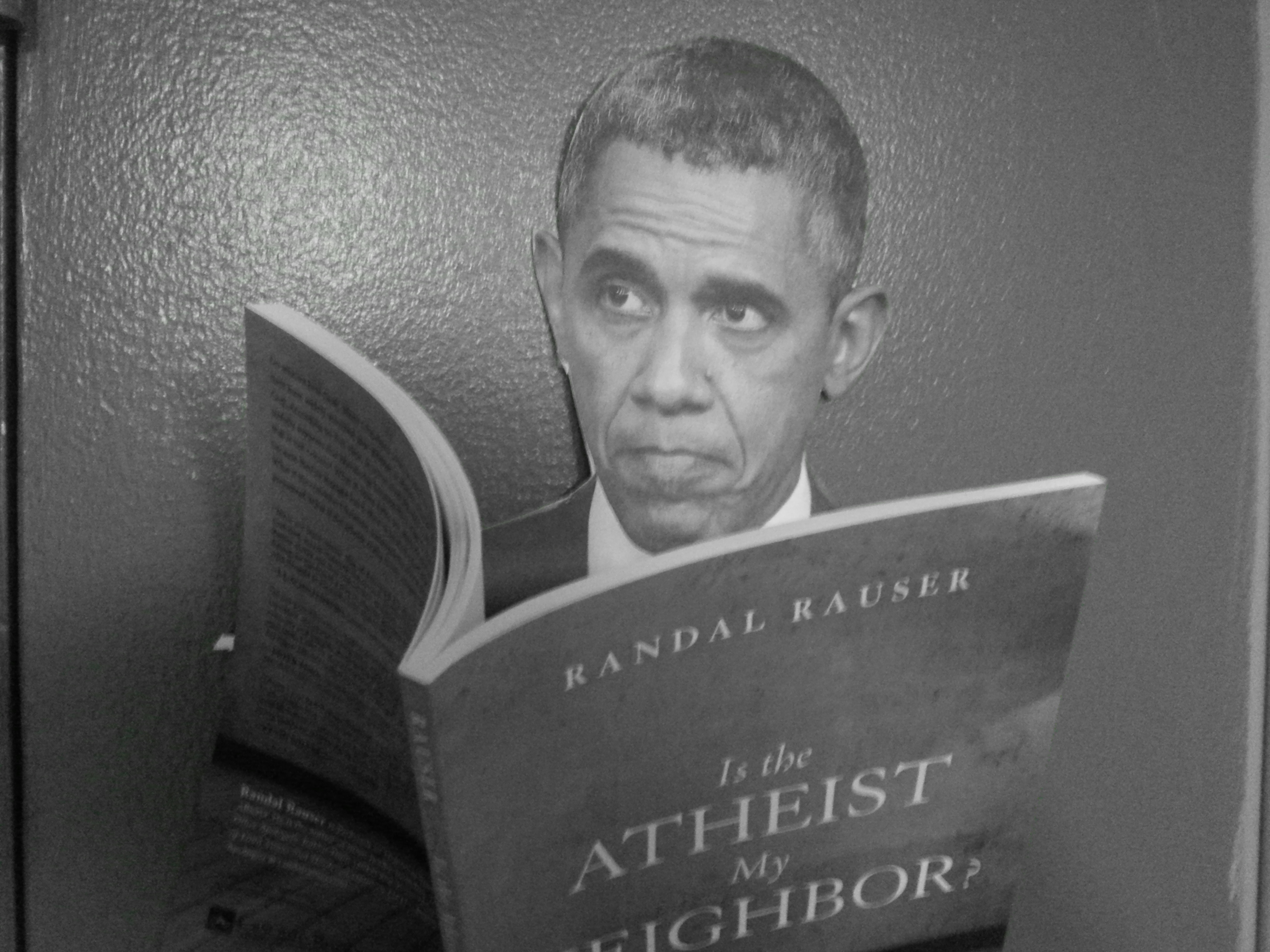 Barack Obama On Is The Atheist My Neighbor
