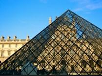 Pei Pyramid, Paris