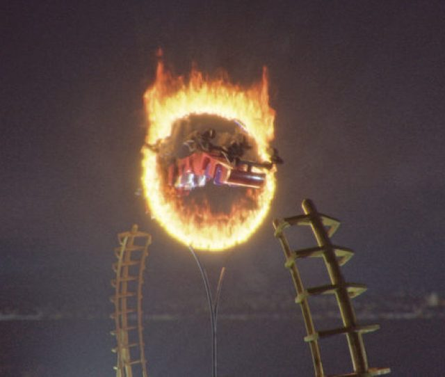 Breaking Worlds First Fire Amusement Park Comes To Jozi