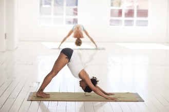 joga strečing