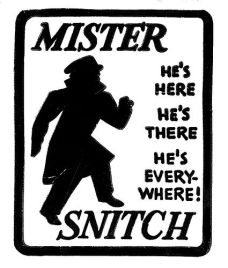 Mister Snitch - scan
