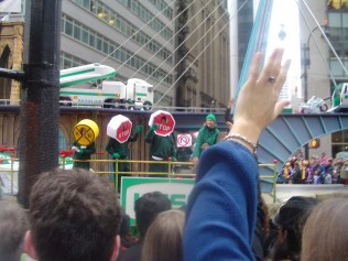 Hess float - not sure why I took this one