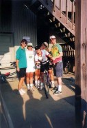 Glenda, Ellen, Kathy, Margaret, Rand