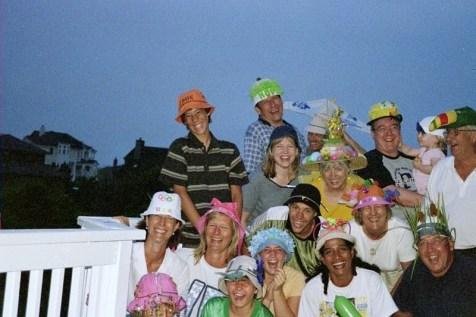 More hat gang