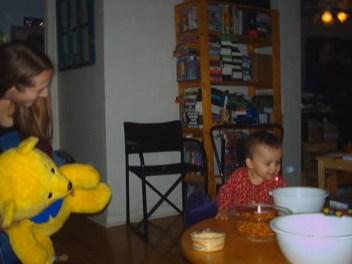 Jane, Yellow Bear, Luna