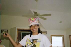 Lisa's hat