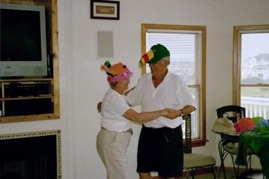 Sibling dance