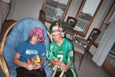 Chris and Craig