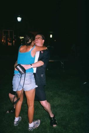 dance dance .... dance? - L&R