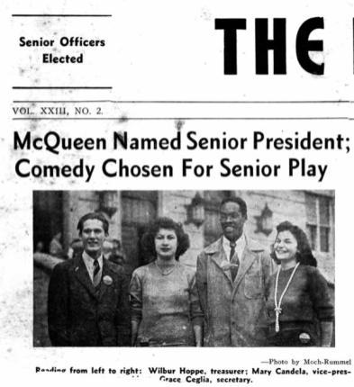 Franklin K. Lane High School newspaper