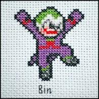 Joker-Sprite-Cross-Stitch