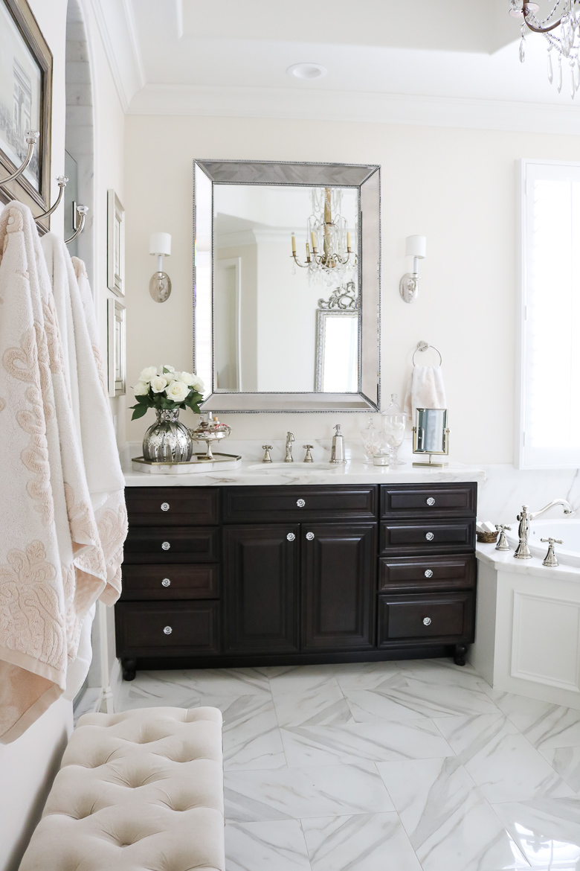 elegant master bathroom remodel tour on Master Bathroom Remodel Ideas  id=60253