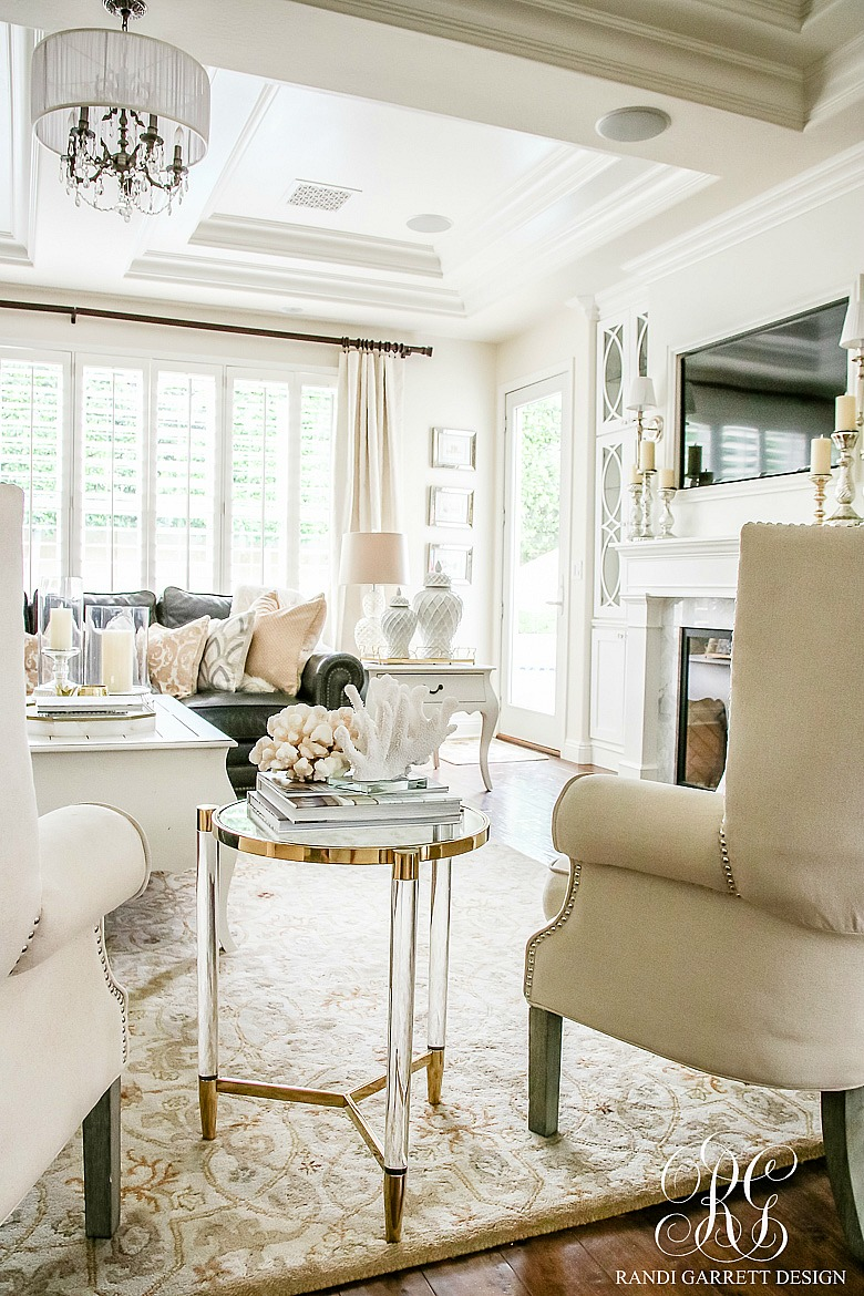 Soothing Summer Home Tour 2017 - Neutral Transitional Home ... on Pictures For Room Decor  id=46296