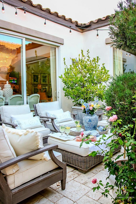 5 Simple Outdoor Summer Entertaining Tips - Randi Garrett ... on Backyard Deck Decor  id=45107