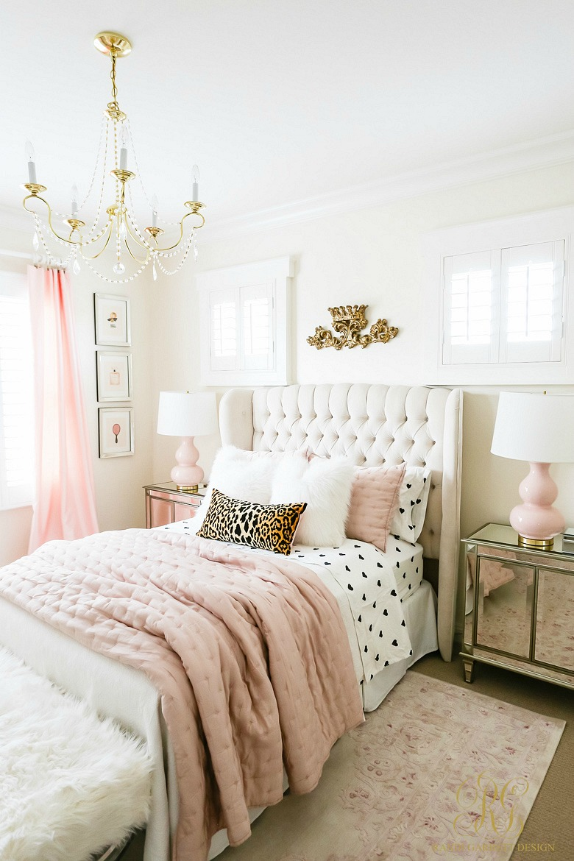 Tips for Cozy Kid's Bedrooms - Randi Garrett Design on Small Tween Bedroom Ideas  id=45590