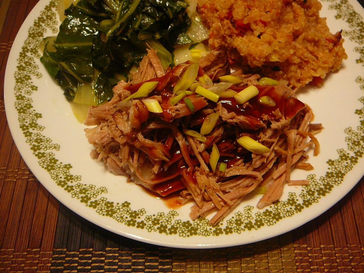 Oven Roasted Kalua Style Pork