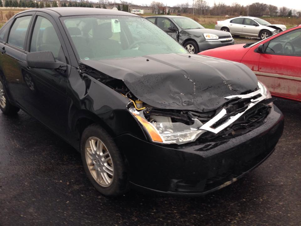 totaled_2010_ford_focus_black