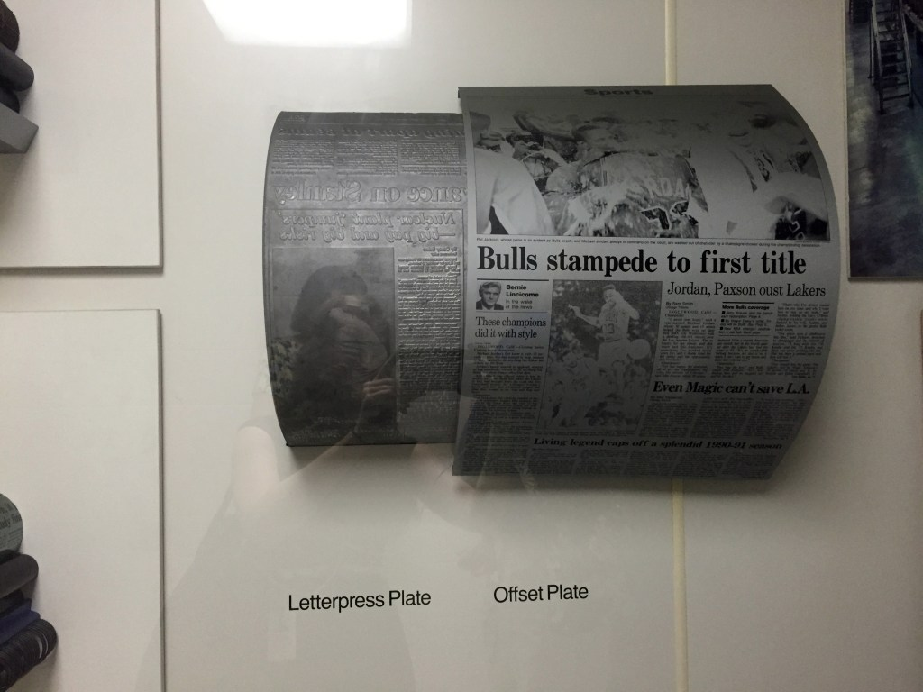 chicago tribune printing