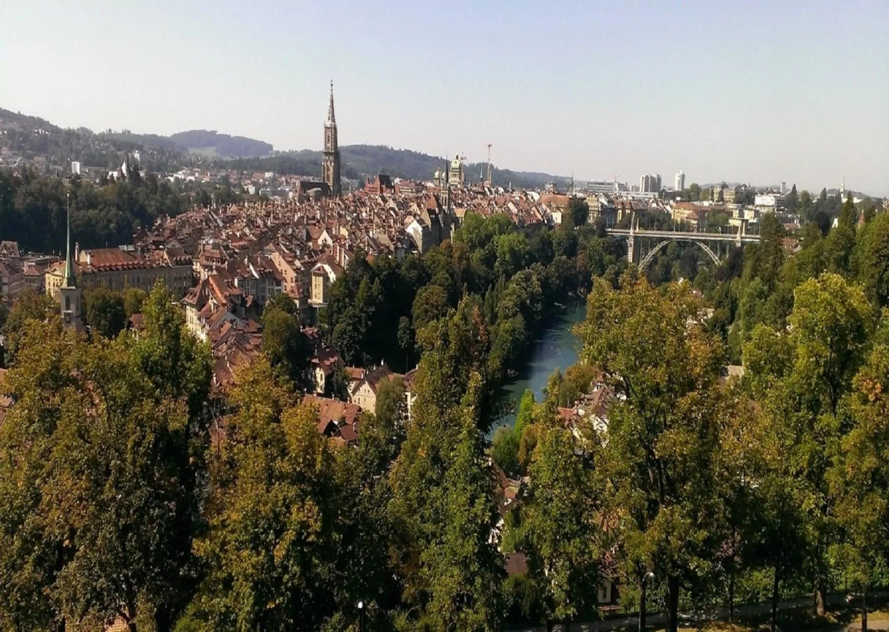 Region randek prędkości Bern
