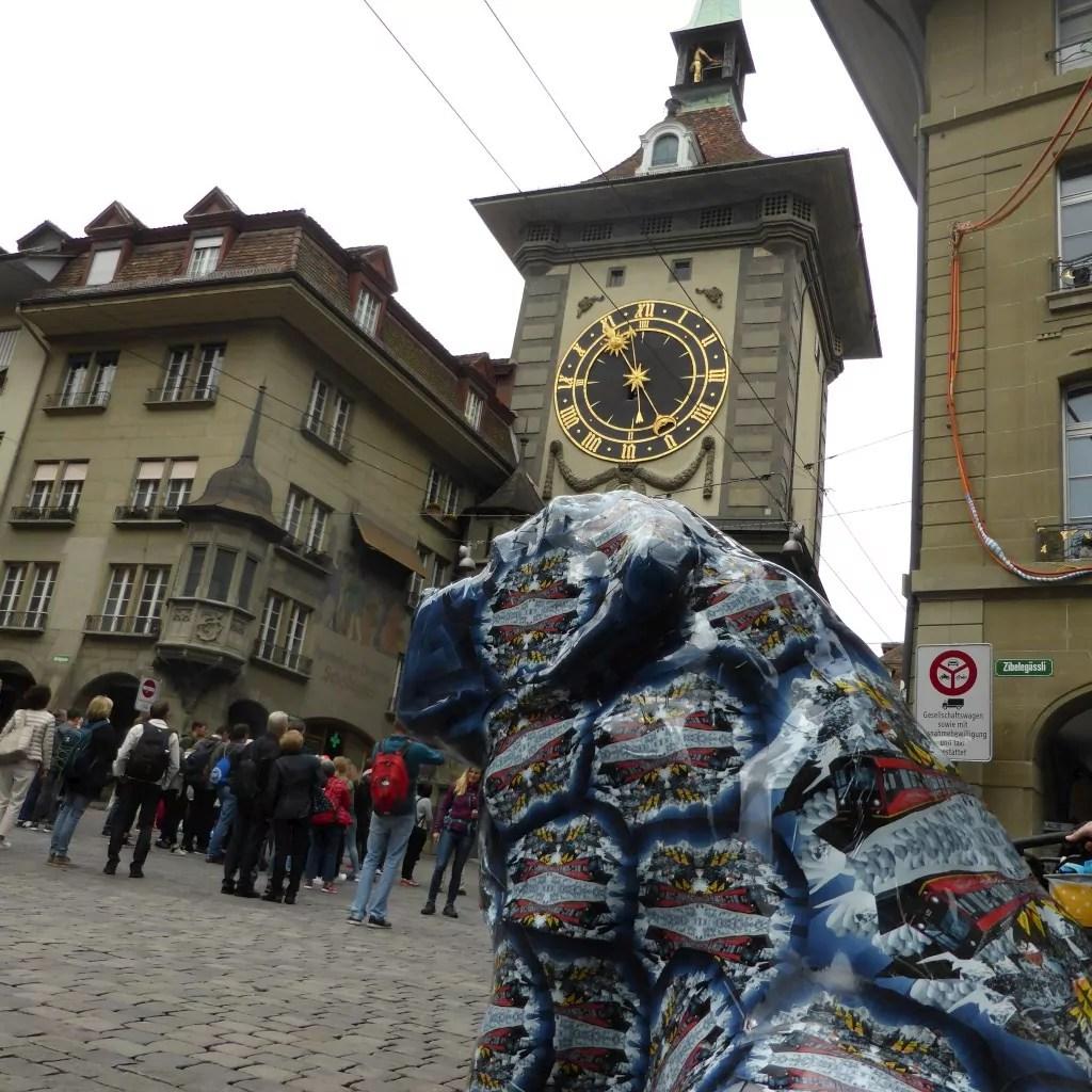 Zytglogge Bern, Barry the dog