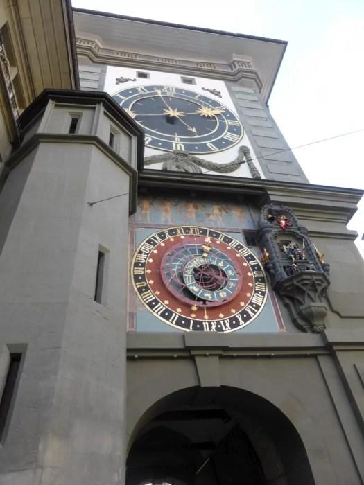 Zytglogge Clocktower Bern