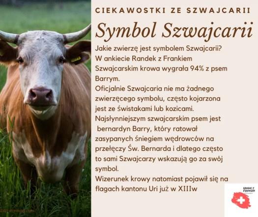 symbol Szwajcarii
