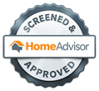 R and M Flooring HomeAdvisor Screened and Approved