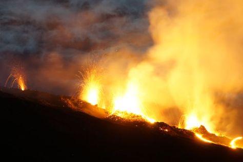 Eruption du Piton de la Fournaise le 4 février 2015 (9)