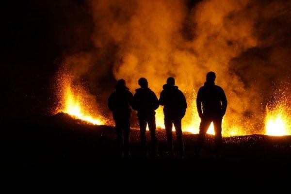 Les éruptions du Piton de la Fournaise un spectacle à ne pas manquer