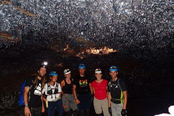 tunnel de lave 2004 circuit découverte