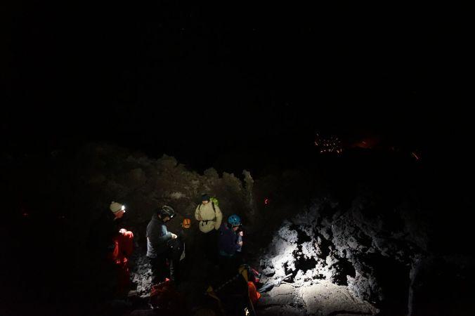 Eruption Piton de la Fournaise 13 juillet 2018 Rando Volcan