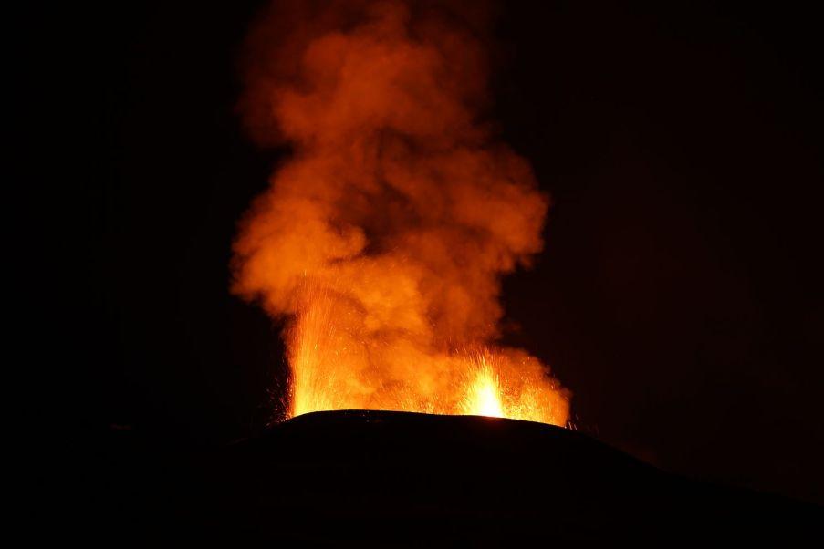 Eruption Piton de la Fournaise 17 septembre 2018 Tunnels de lave Réunion Rando Volcan (2)
