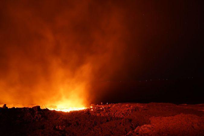 Eruption Piton de la Fournaise 17 septembre 2018 Tunnels de lave Réunion Rando Volcan (7)