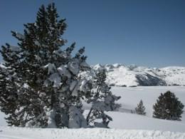 Plateau de Beile 2 mars 2013