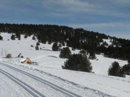 Plateau de Beille 2 mars 2013