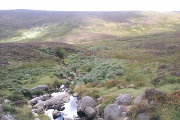 25-Landscape and waterfalls in the Wicklow National Park3