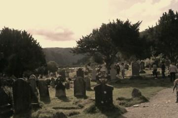 26-Famous monastery in Glendalough-Wicklow6