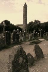 26-Famous monastery in Glendalough-Wicklow7