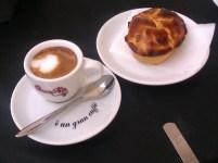 24-Lecce caffè macchiato e pasticciotto1