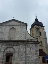 église de Pontarlier - Jura/ Doubs