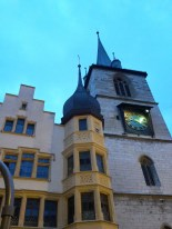 Bienne by night / Seeland / suisse
