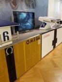 Musée Omega... et la natation
