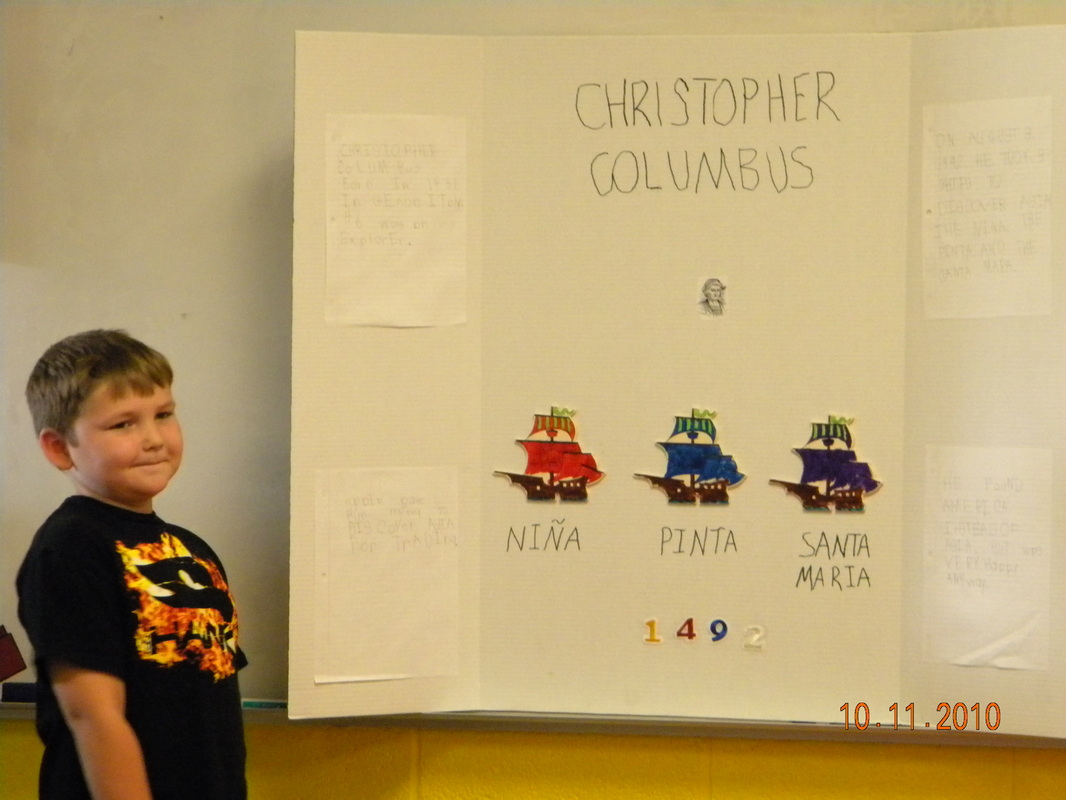 Christopher Columbus Project