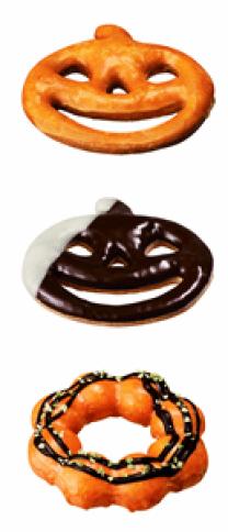 ジャックランタンドーナツ