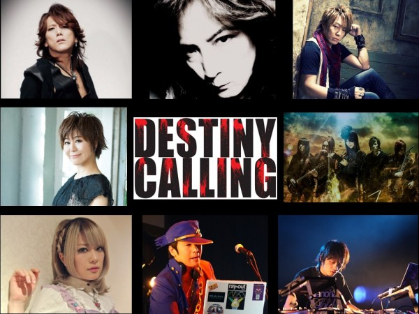 DESTINY CALLING Vol.1
