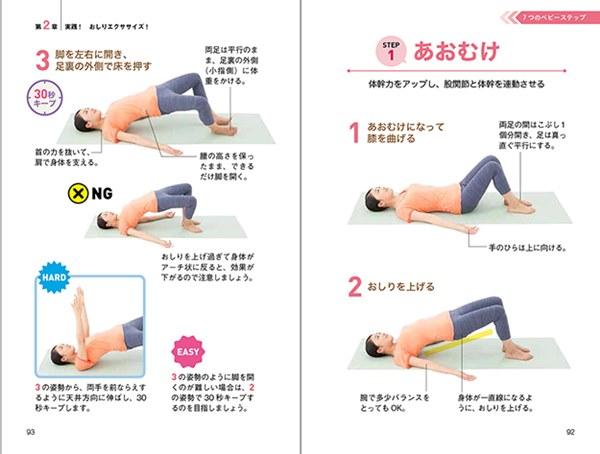 『「おしり」を鍛えると一生歩ける! 寝たきり・腰痛・ひざ痛を防ぐ』