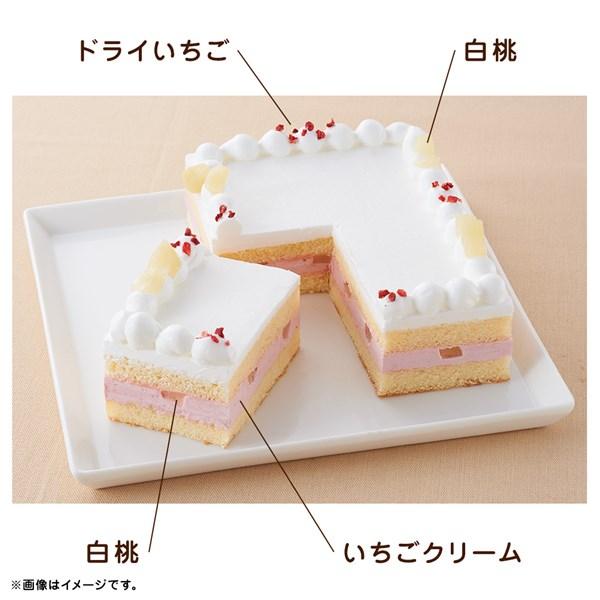 『キャラデコプリントケーキ ラブライブ!サンシャイン!!』ケーキの中身