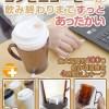 コンビニコーヒーや缶コーヒーを温かいまま保ってくれる「USBあったか紙コップウォーマー」がリニューアル!!