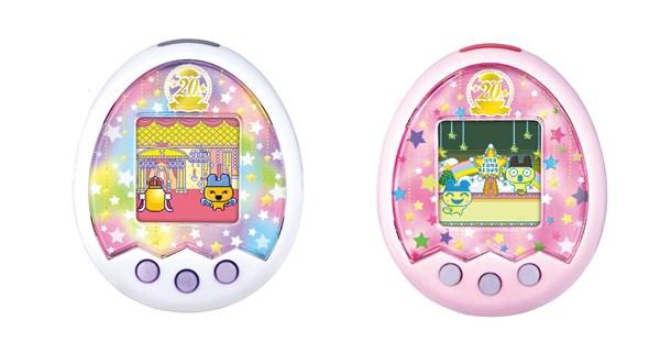 『Tamagotchi m!x 20th Anniversary m!x ver.』