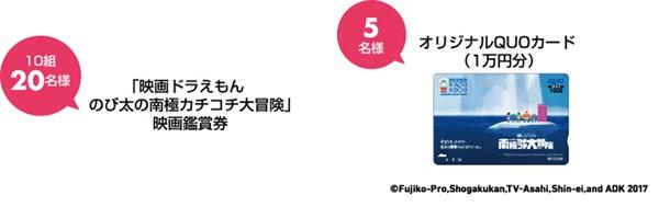 3.浅田飴製品を買ってステキな賞品をもらおう!